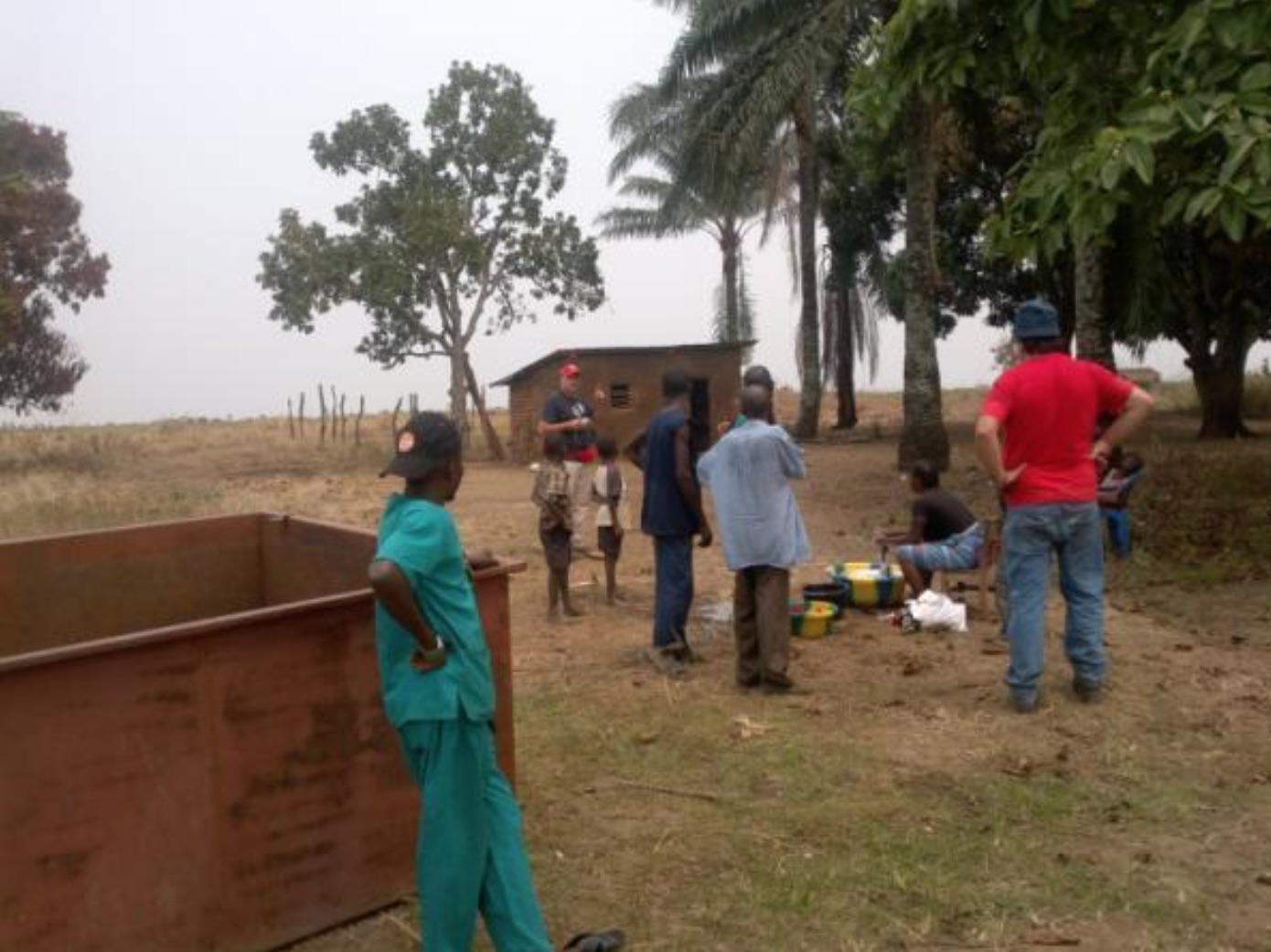 tumikia congo mbote papa 2015